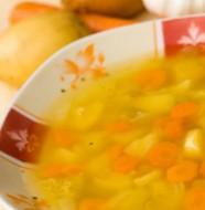Carrot & Onion Soup