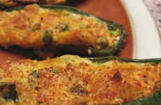 Low-carb Jalapeno Poppers
